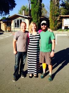 Day Zero with Chris and Rachel.