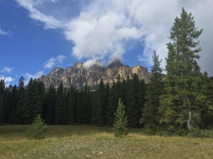 Castle Peaks