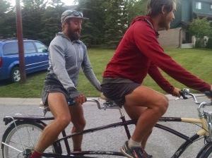 Yeah, we rode this around town :)